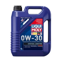 Моторное масло LIQUI MOLY Synthoil Longtime Plus 0W30, 5л