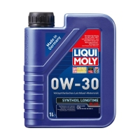 Моторное масло LIQUI MOLY Synthoil Longtime Plus 0W30, 1л